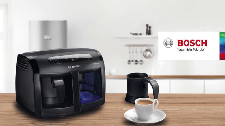 BOSCH CoffeeXX Turkish Coffee Machine TKM6003